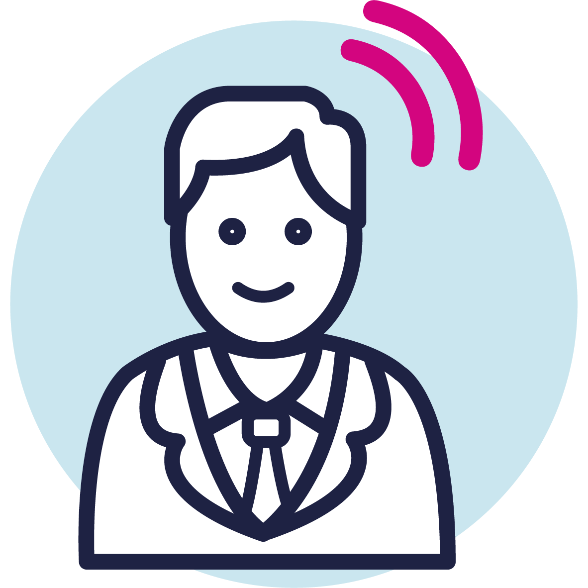 Trained and experienced audiologists support your hearing needs
